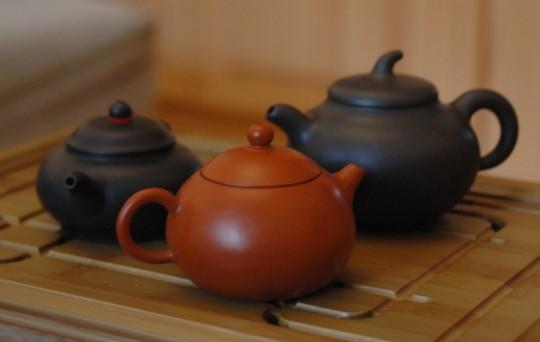 Gong Fu Cha - czajniki do parzenia herbaty