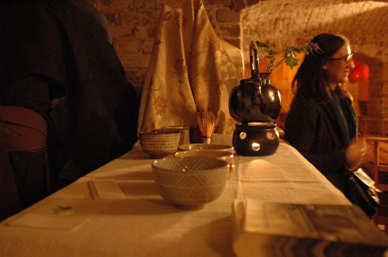 Japońska herbata podróżna fot. Magdalena Rybak