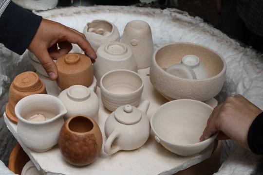 Plener ceramiczno-herbaciany 2014, fot. Ula Zygmunt