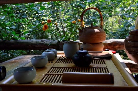 Herbata na plenerze, fot. Anna Włodarczyk